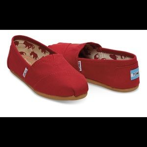 Toms Classic Canvas Shoes❤️